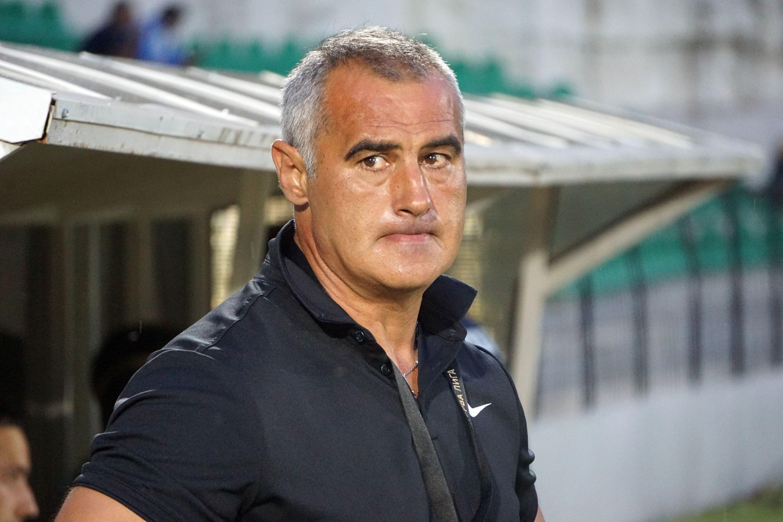 Треньорът на Ботев (Враца) Сашо Ангелов бе разочарован след загубата