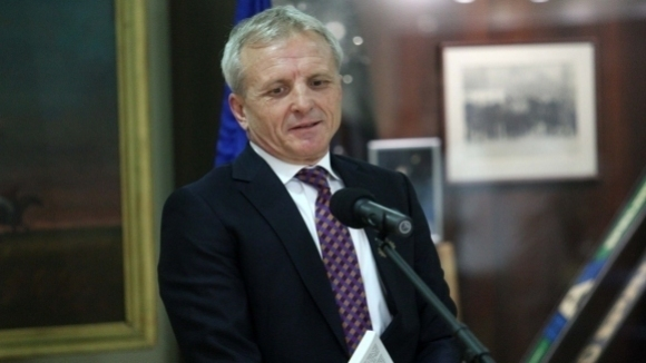 Собственикът на ЦСКА-София Гриша Ганчев проведе разговор с капитана на