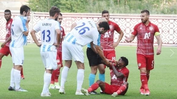ЦСКА-София иска от ДК на УЕФА да отмени наказанието на