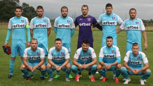 Отборът на Струмска слава разгроми с 8:0 юношеския отбор на
