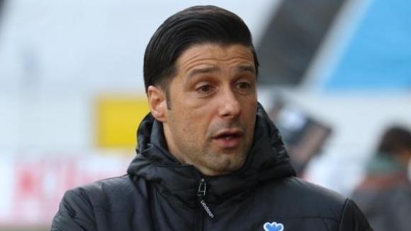 Воденият от българския треньор Илия Груев Дуисбург записа победа с