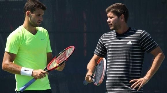 Треньорът на най-добрия български тенисист Григор Димитров - Даниел Валверду