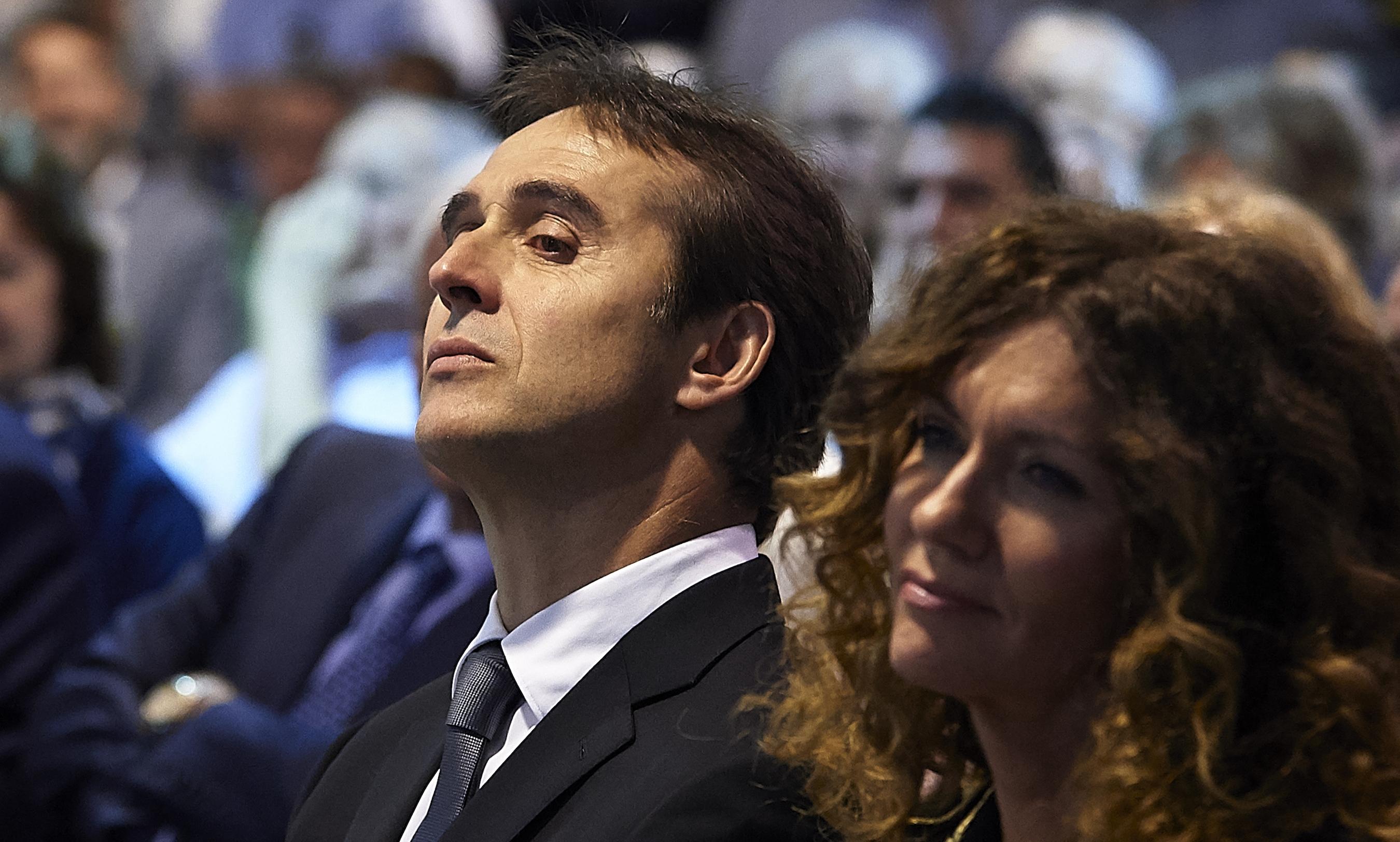 Новият старши треньор на Реал Мадрид Юлен Лопетеги е решен