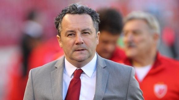 Отборът на Левски има нов треньор, който се казва Славиша