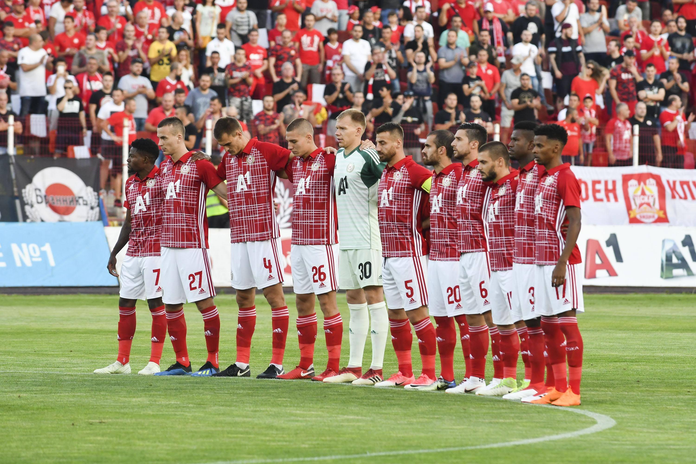ЦСКА-София посреща днес Адмира (Вакер) в среща от втория предварителен