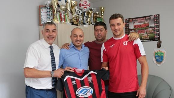 Футболният спец Ивелин Драшков е новият изпълнителен директор и главен