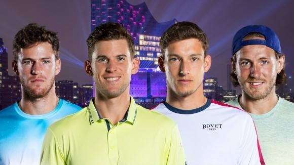 Развръзката на тенис турнирите в Хамбург и Атланта са основният