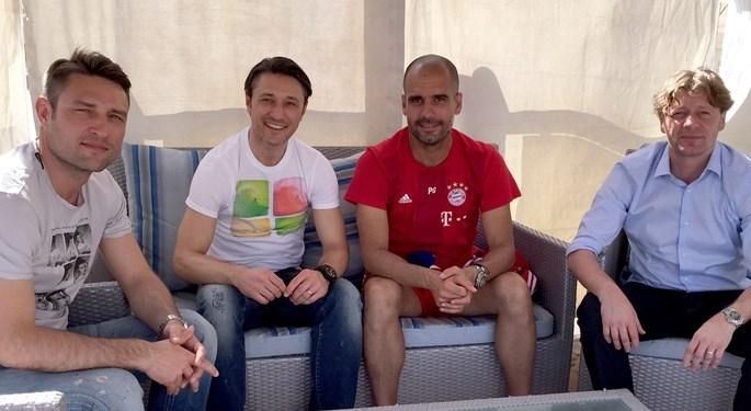 Новият старши треньор на Байерн (Мюнхен) Нико Ковач се възхищава