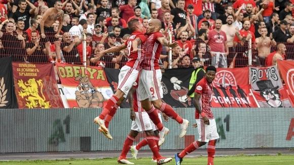 ЦСКА-София излиза днес от 20,00 часа срещу австрийския Адмира Вакер