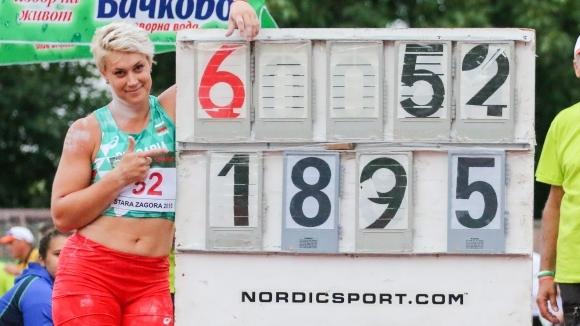 Радослава Мавродиева ще трябва да се справи с квалификационна норма