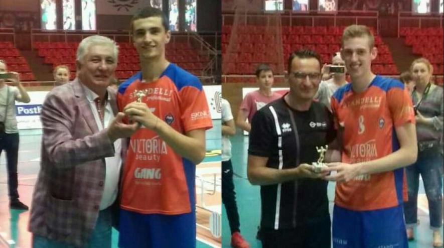Трима юношески национали на Виктория Волей (Пловдив) ще играят от