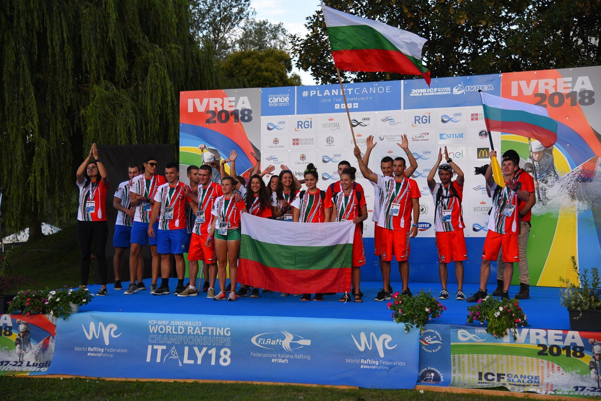 България спечели бронзов медал на Световно първенство по рафтинг за