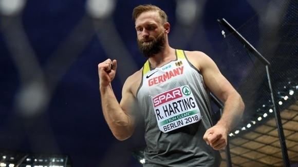 Един голям атлет направи своето последно участие на голям форум