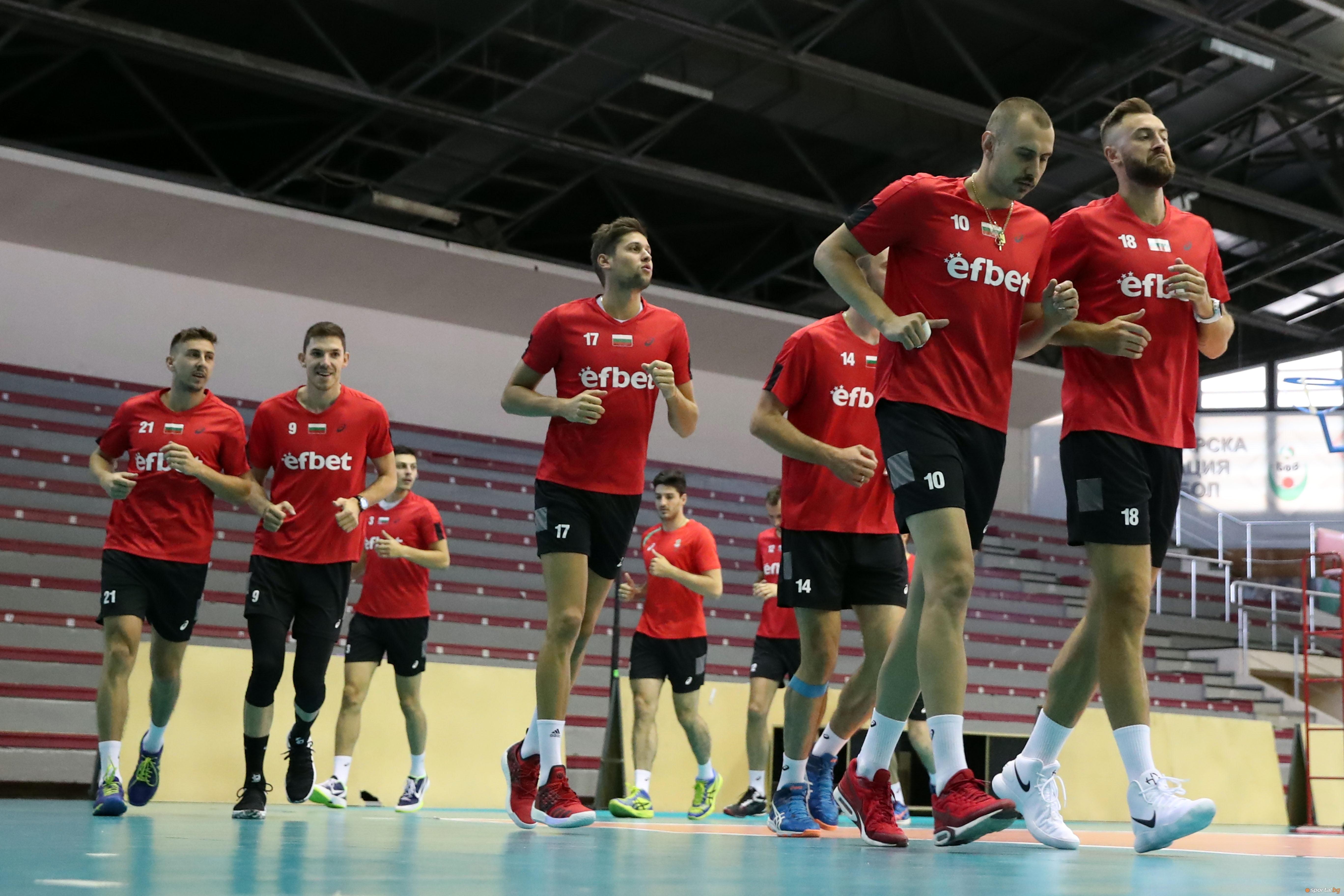 Женският национален отбор по волейбол излиза срещу Белгия в първата