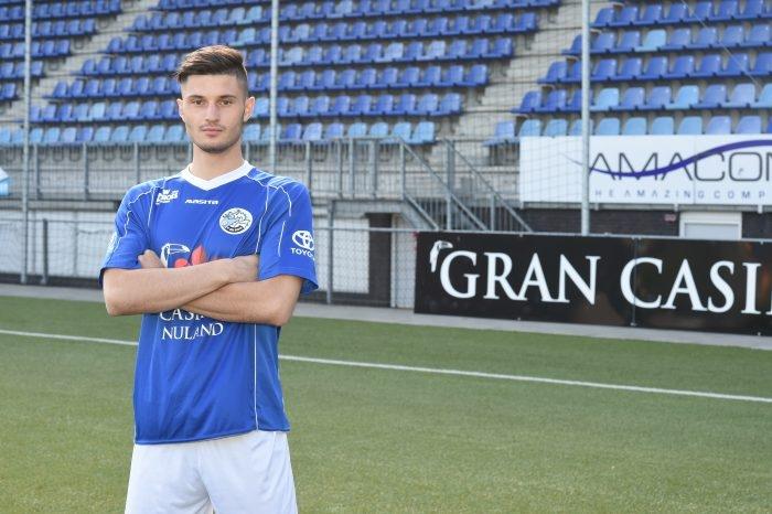 Стефан Велков вече е футболист на Ден Бош. Холандският клуб