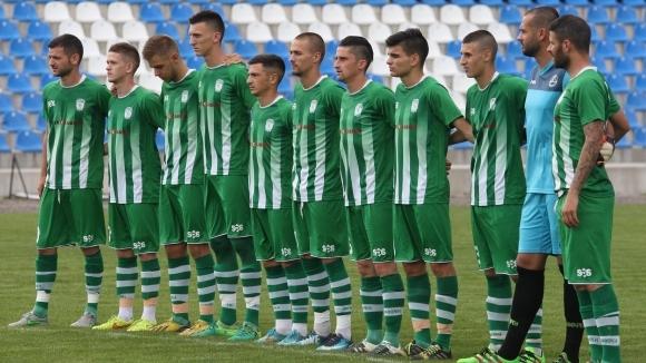 Нападателят Борислав Хазуров бе картотекиран, като футболист на Вихрен (Сандански).