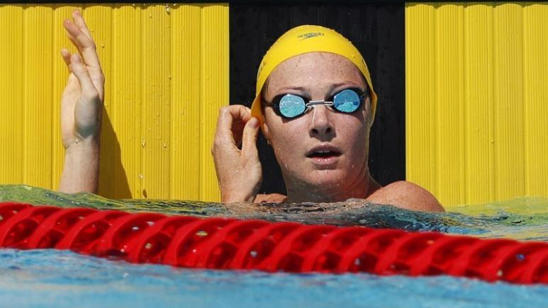 Австралийката Кейт Кембъл спечели титлата на 100 метра свободен стил