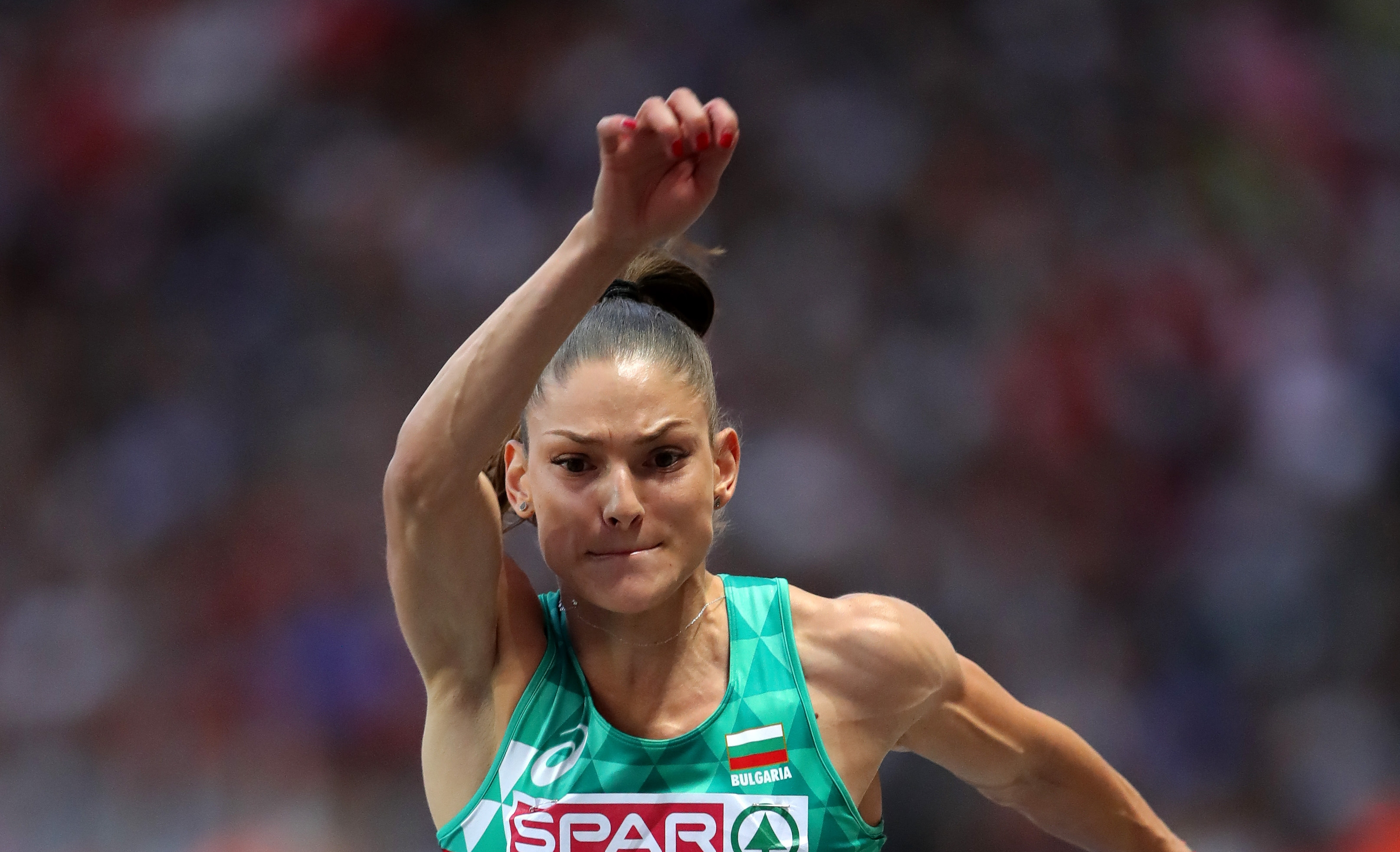 Габриела Петрова завърши на шесто място във финала в тройния