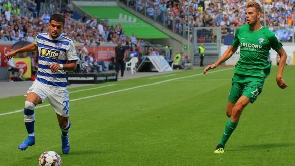 Воденият от Илия Груев тим на Дуисбург загуби с 0:2