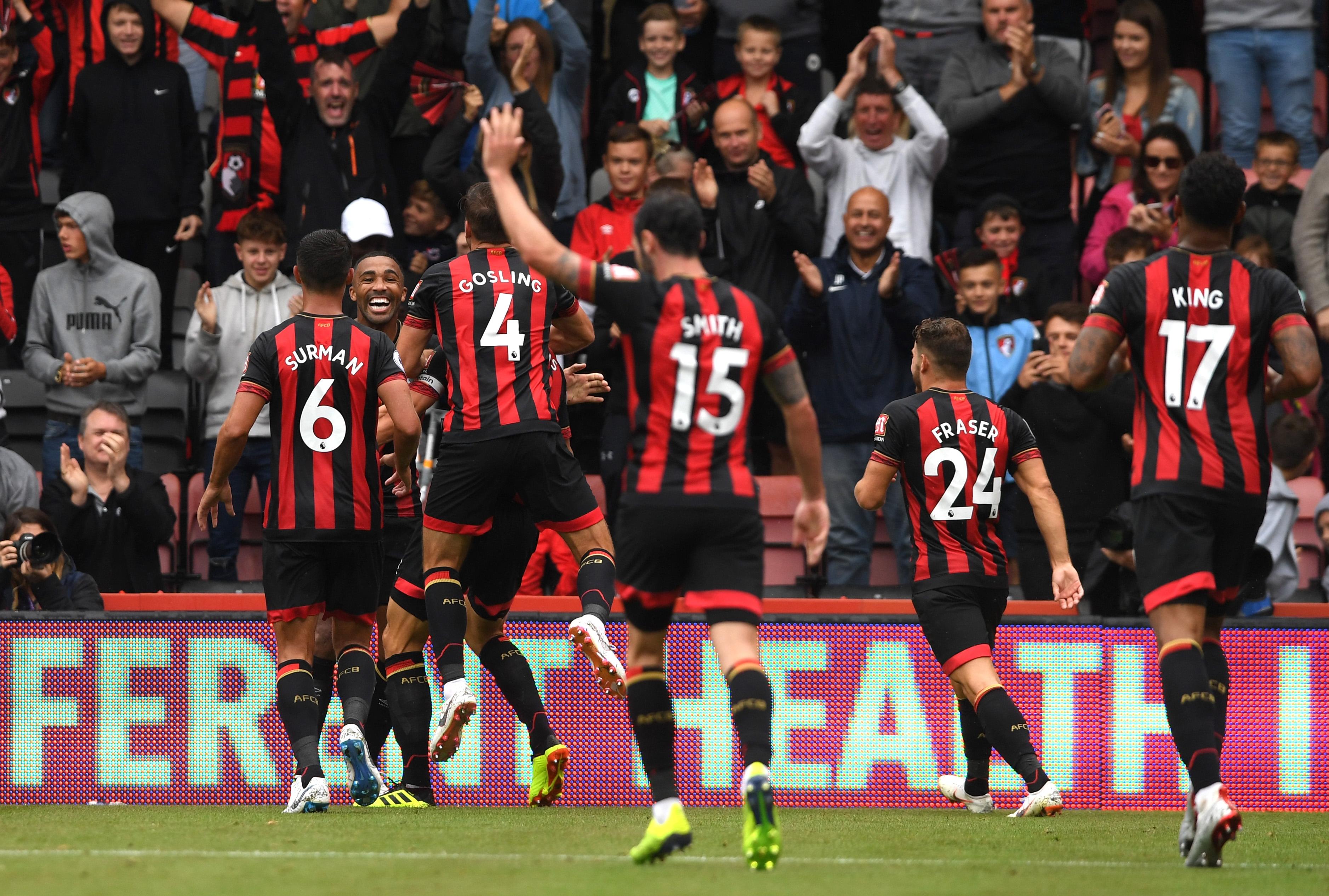 Борнемут започна с победа сезона във Висшата лига за първи