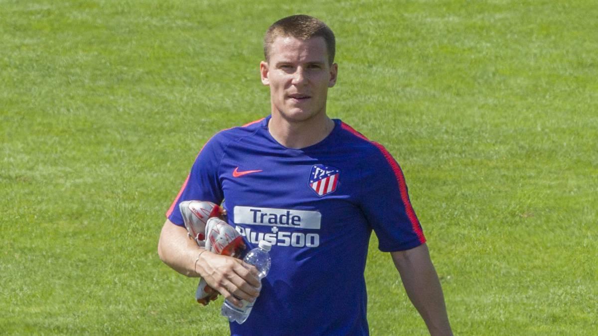 Нападателят на Атлетико Мадрид Кевин Гамейро ще премине в състава