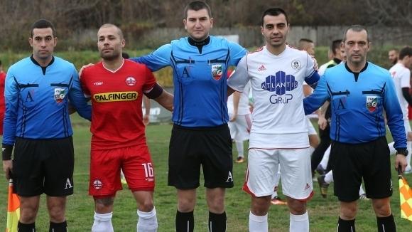Без победител (1:1) завършиха срещата между Партизан и Севлиево в