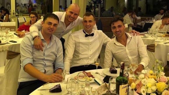 Капитанът на националния отбор по волейбол Виктор Йосифов вече е