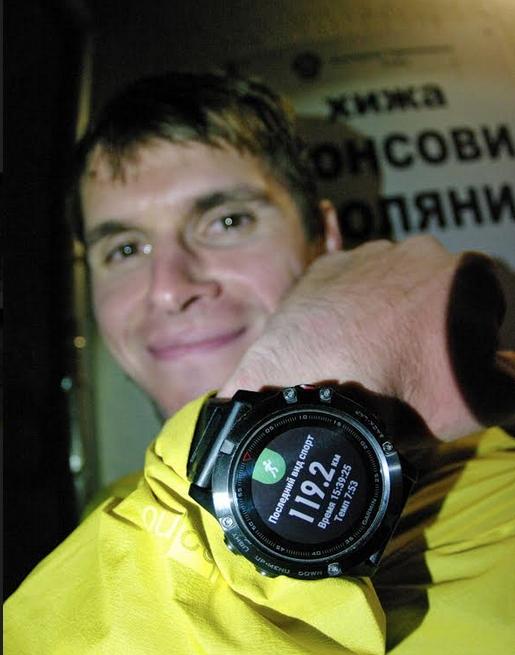 Ултрамаратонецът Андрей Гридин успешно завърши за два дни една пълна