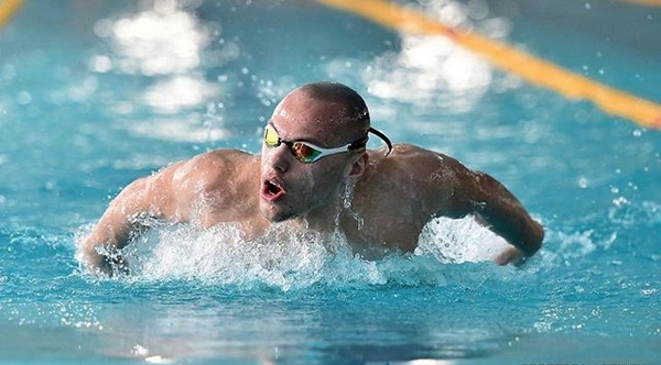 Антъни Иванов записа първи европейски финал за мъжкото ни плуване