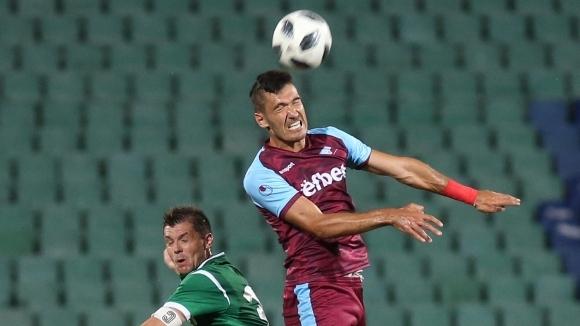 Бранителят на Септември (София) Александру Бенга коментира поражението на тима