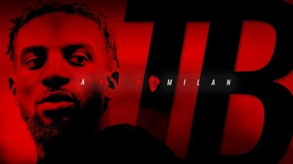 Италианският гранд Милан представи официално новото си попълнение Тиемуе Бакайоко.