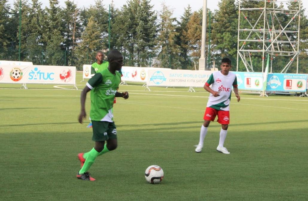 Отборът на България отстъпи на Нигерия в равностоен полуфинал на
