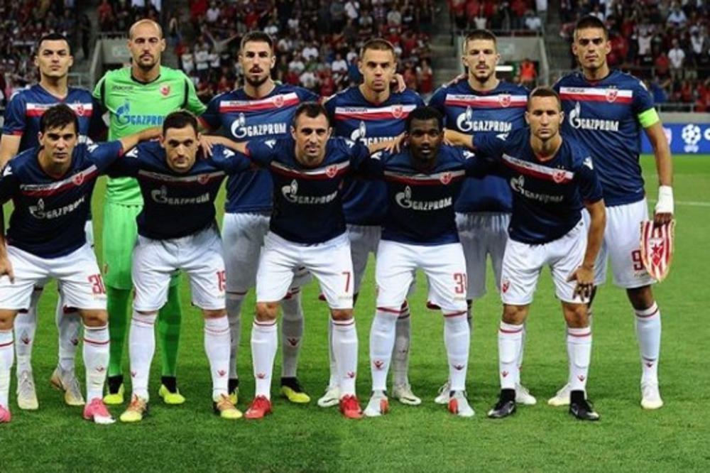 Сръбският гранд Цървена звезда достигна до плейофите за влизане в