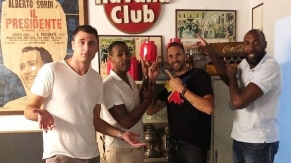 Волейболният национал и звезда на вицешампиона на Италия Кучине Лубе