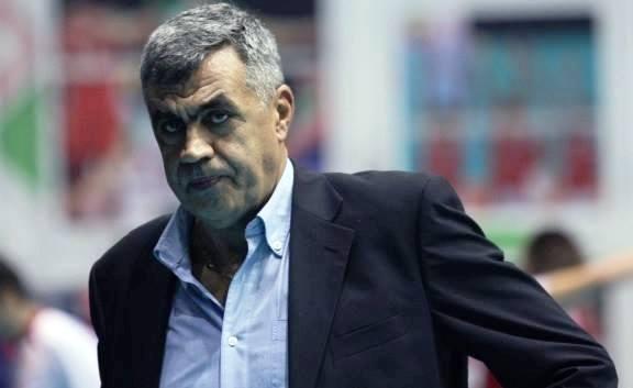 Една от легендите на българския волейбол - Христо Илиев, се