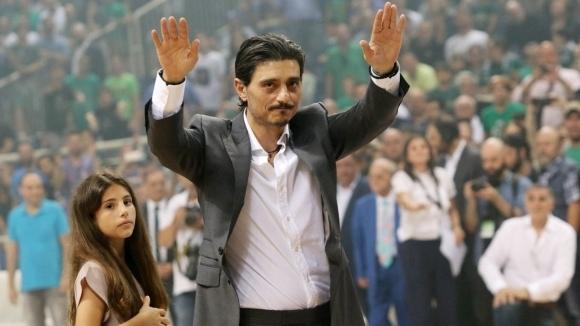 Собственикът на Панатинайкос Димитрис Янакопулос иска да остави кавгите с