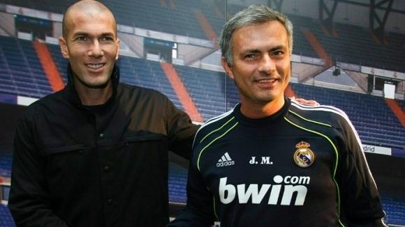 Бившият треньор на Реал Мадрид Зинедин Зидан има желание да