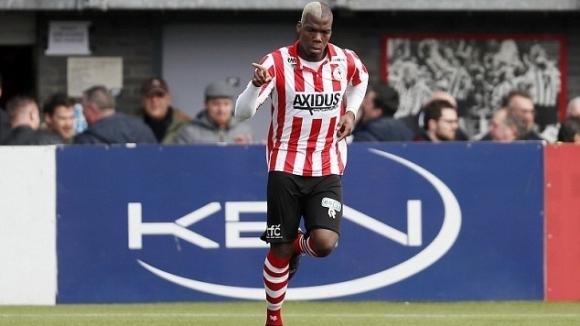 Гвинейският национал Матиас Погба, брат на футболиста на Манчестър Юнайтед