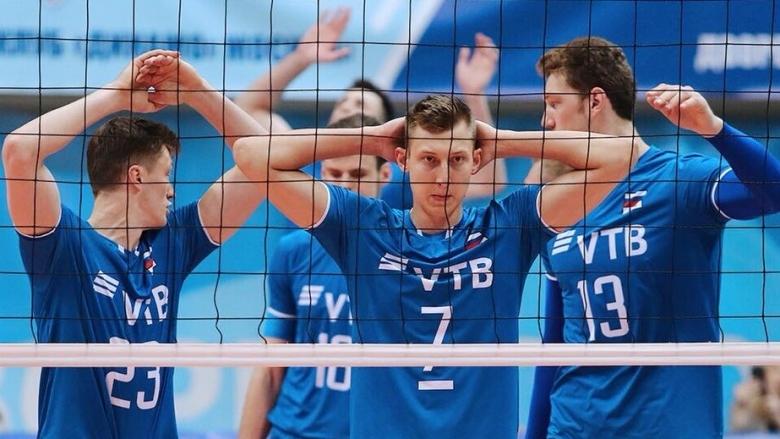 Руският национален отбор е във Варна от два дни, а