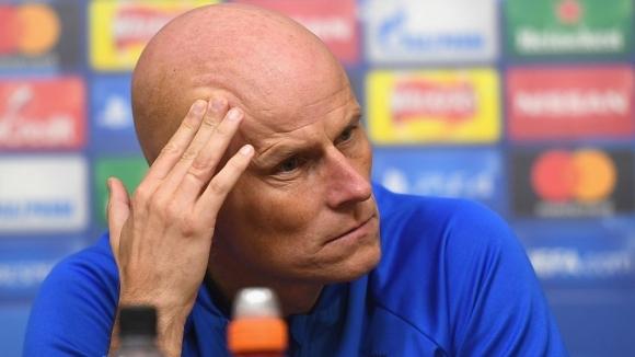Старши треньорът на ФК Копенхаген Столе Солбакен е добре запознат