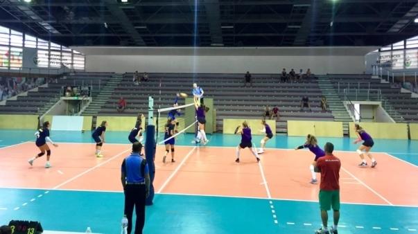 Националният отбор по волейбол на България за девойки до 19