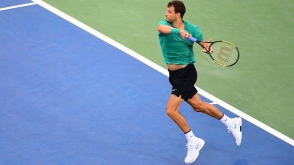 Най-добрият български тенисист Григор Димитров започва защитата на титлата си