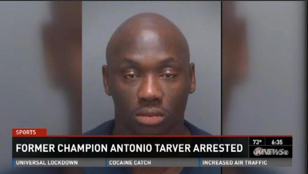 Бившият световен шампион по бокс за професионалисти Антонио Тарвър беше
