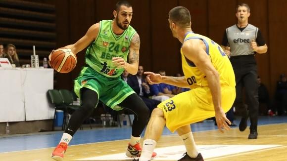 Баскетболистите на Берое вече са в Стара Загора за началото