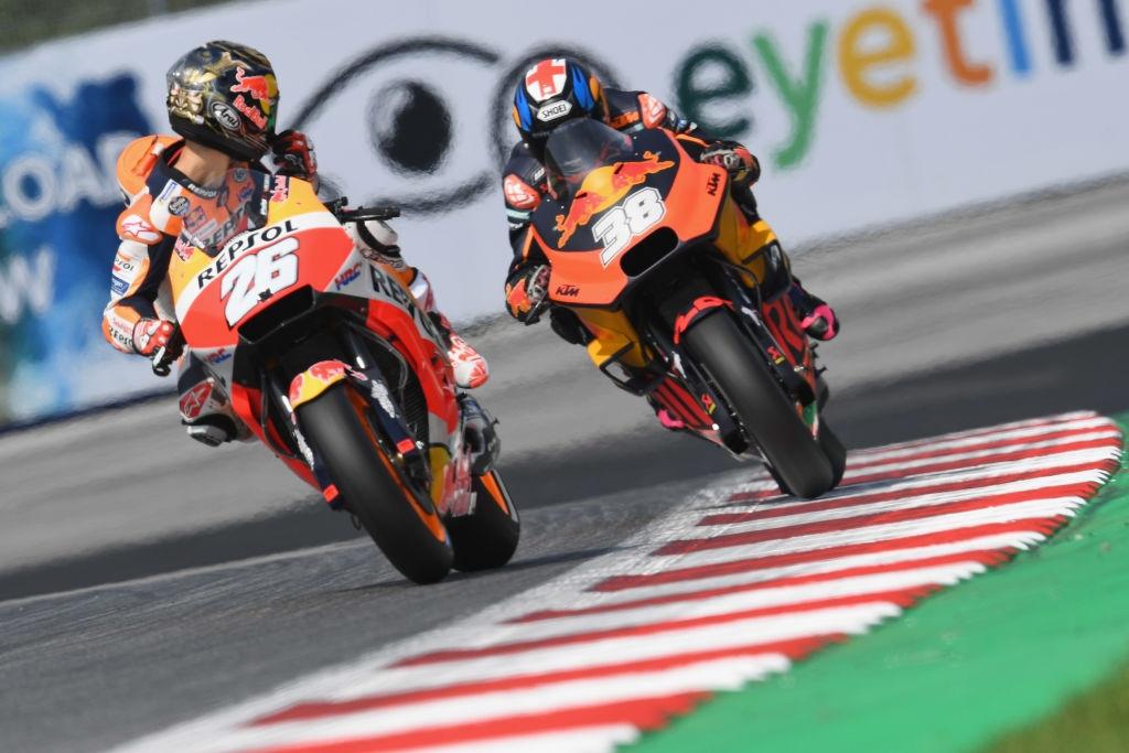 Пилотът на Honda в MotoGP Дани Педроса, който ще се