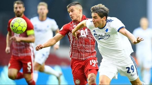 Станаха ясни стартовите 11-ки на Копенхаген и ЦСКА-София, които излизат