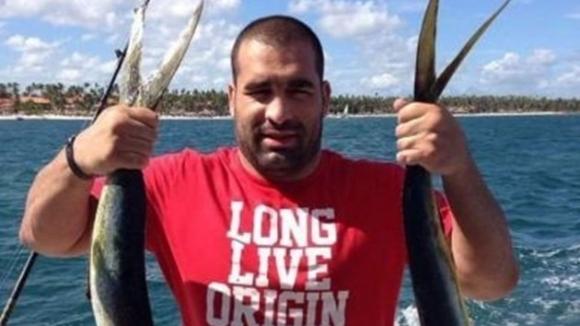 Благой Иванов-Багата се оказа майстор рибар. Българският боец се похвали