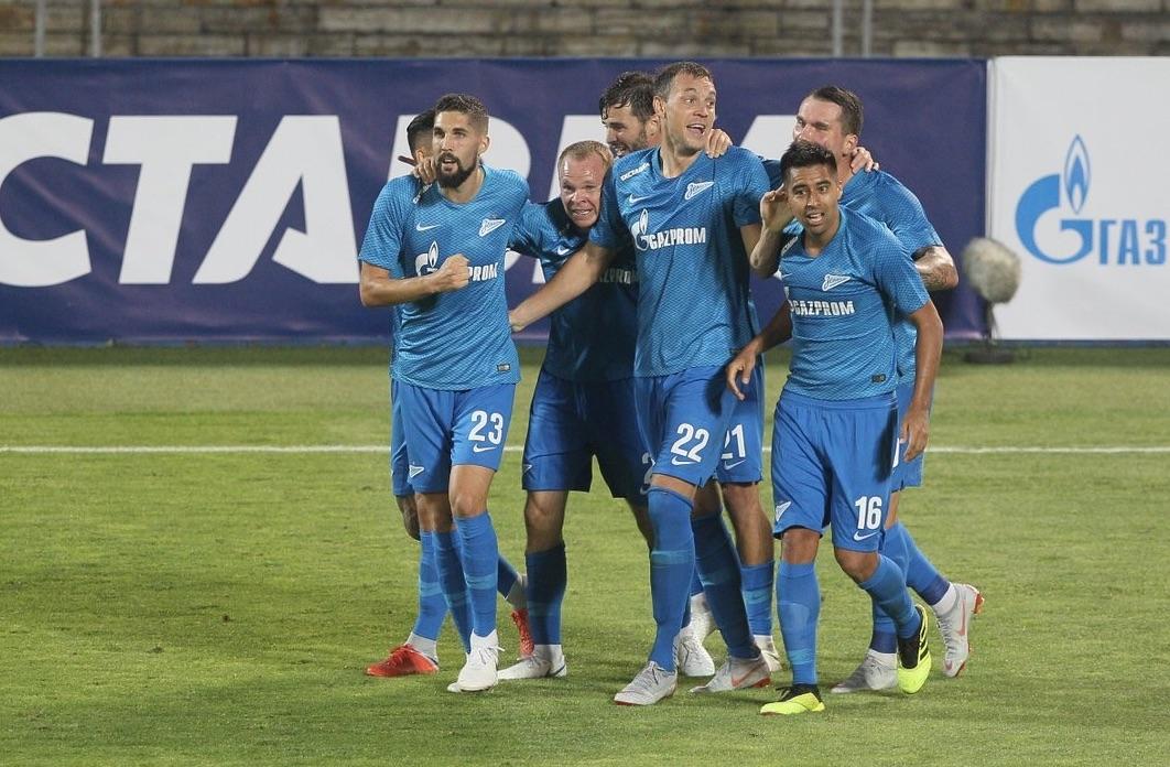 Отборът на Зенит (Санкт Петербург) сътвори истинско чудо, елиминирайки Динамо