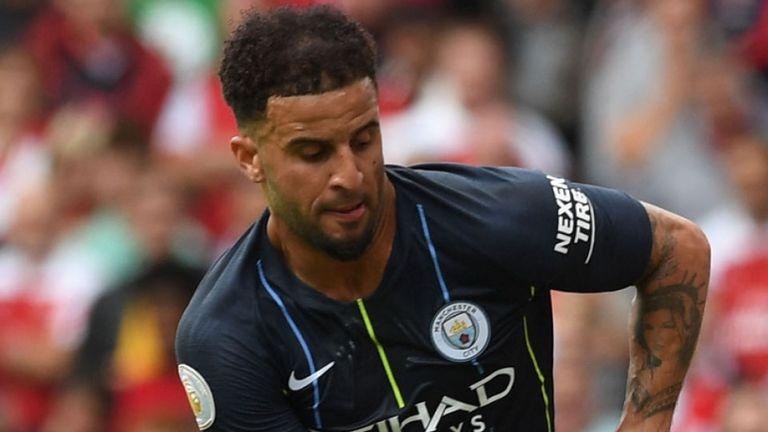 Защитникът на Манчестър Сити Кайл Уокър призна, че желанието на