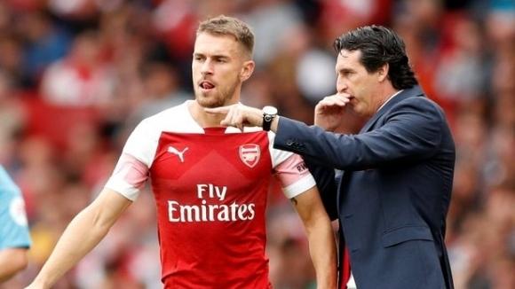 Ръководството на Арсенал ще предложи нов договор на халфа Арън